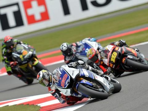 ヤマハとの強い絆でロレンソ3連勝  MotoGP
