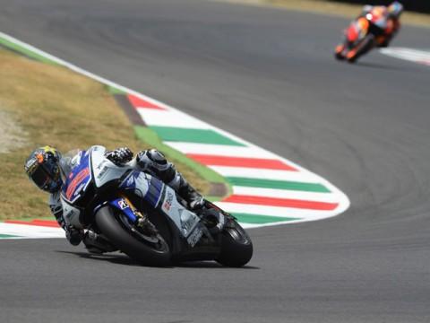 前半戦最後のイタリアGPはロレンソの圧倒的勝利に…MotoGP