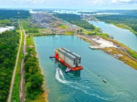 画像・パナマとスエズ 国際運河の競争は世界の物流を変える