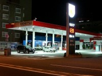 Gasoline Stand