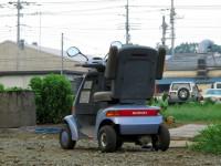 画・電動車いすの交通事故、年間180件 自動運転機能の普及に期待