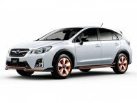 Subaru XVts