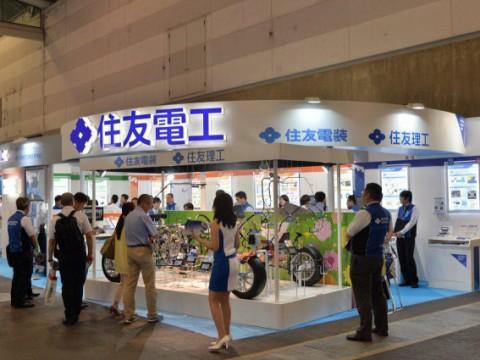 人とくるまのテクノロジー展2016 最新の注目技術に垣間見る、日本の底力