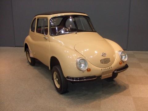 名車「スバル360」初代モデルが、日本機械学会により「機械遺産」に認定