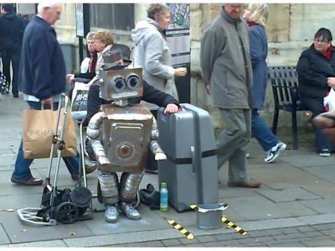 ロボットの社会実装に向けたプロジェクト始動