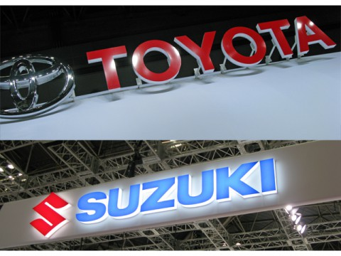 スズキ救済、実はトヨタにとって3度目のこと。盟主トヨタの巨大自動車グループ誕生