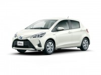 Toyota Vitz HV