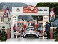 FIA WORLD RALLY CHAMPIONSHIP 2017 - WRC MONTE CARLO