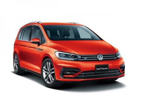 VWのミニバン「Golf Touran」にドライバー先進運転支援技術を追加