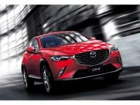Mazda CX-3_Gasoline