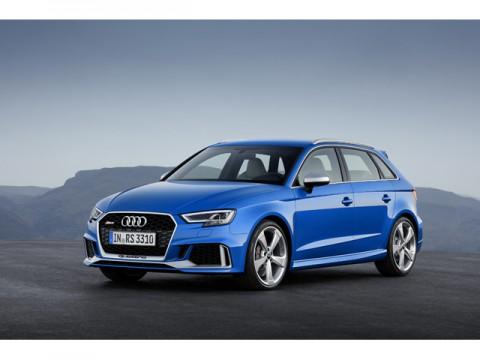 「ジュネーブ・モーターショー」で、新型「Audi RS3 Sportback」を発表