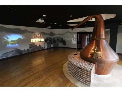 ニッカウヰスキー宮城峡蒸溜所、新たなビジターセンター開館