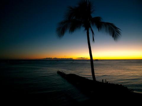 今年のG.W.海外旅行は例年通りハワイが1番人気