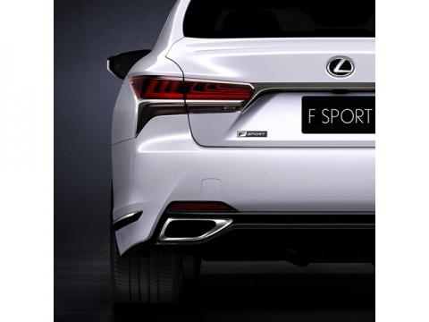 「Lexus LS」のスポーツバージョン「F SPORT」をNYショーで公開する