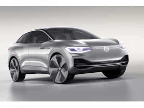 フォルクスワーゲン、新EVをイメージした重要な1台「I.D. CROZZ」を上海で公開