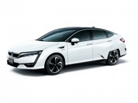 Honda_FCV_Taxi