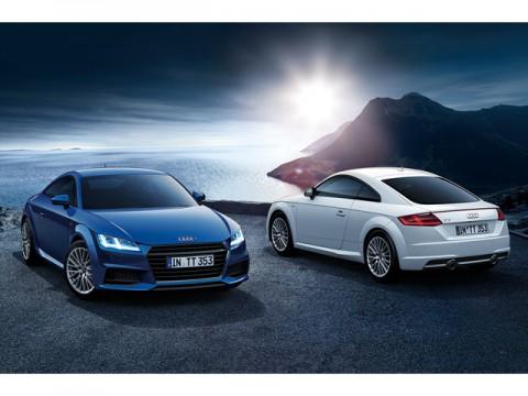 アウディ、コンパクトなプレミアムスポーツ「Audi TT Coupe」の限定車発売