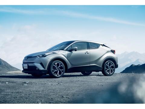 2017年上半期国産新車販売、112.1%と好調、日産ノートとトヨタC-HRが注目株