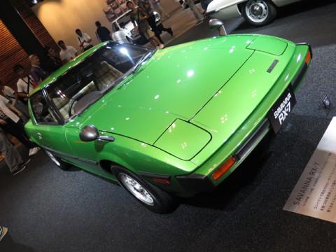 名車概論/東洋工業がロータリー専用スポーツとして開発、サバンナ「RX-7」