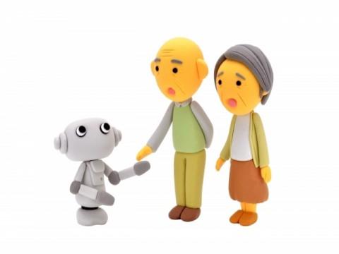高齢者の「利用したくない」ロボット介護とは?