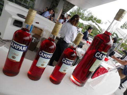 アサヒビールが、リキュール「カンパリ」などの日本における販売権を取得