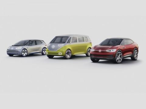 独・VW社の車両電動化が本格化、「フランクフルトショー2017」で公開