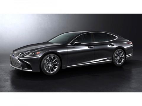 レクサス、東京モーターショーで新型「LS」公開、加えて新コンセプトカーも