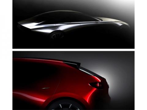 マツダ、東京モーターショーで次世代デザインと商品性をコンセプトモデルで示す
