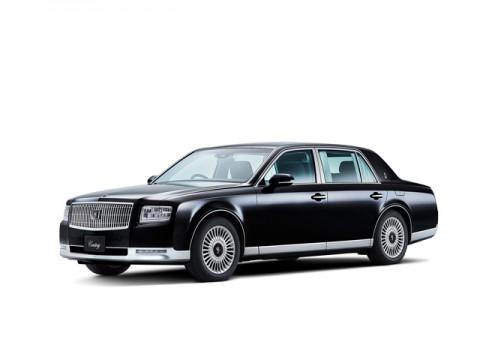 トヨタ、国内唯一のショーファーカー、新型「センチュリー」、東京モーターショーで公開