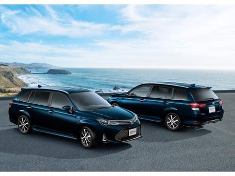 トヨタ、カローラをマイナーチェンジ、全車標準装備し予防安全装備を充実