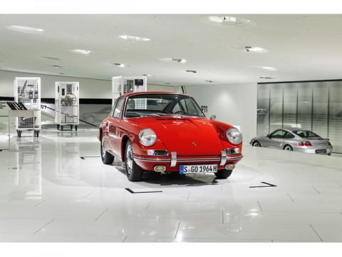名車概論/ポルシェ ミュージアム、完璧なランニングコンディションの最も古い911を初披露