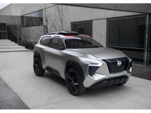 日産、デトロイトショーで次世代SUVコンセプト「Xmotion」を世界初公開