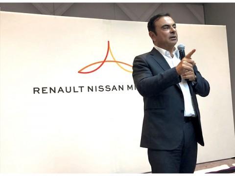 ルノー・日産・三菱自が、ベンチャーキャピタルファンド設立。5年で10億ドル投資