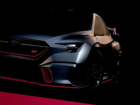 SUBARU、オートサロンで「VIZIV PERFORMANCE STI CONCEPT」発表