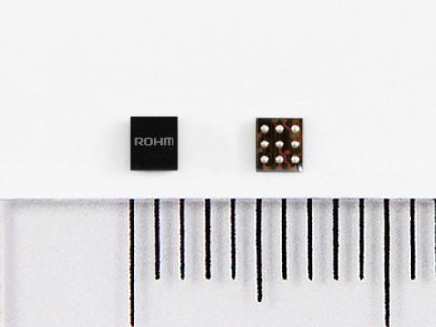 ウェアラブル端末の普及を加速する、日本メーカーの省電力IC