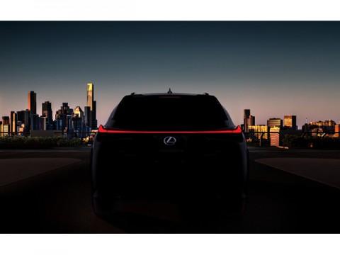 レクサス、新型のコンパクトSUV「Lexus UX」発表、ジュネーブショーで