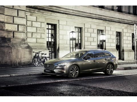 マツダ、大人のステーションワゴン「Mazda6」を世界初公開、ジュネーブで