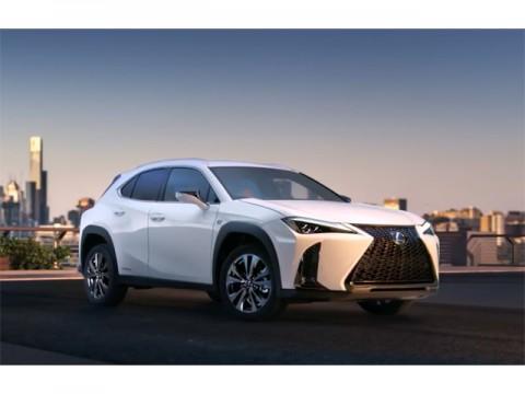 レクサス、新型SUV「Lexus UX」ジュネーブショー発表前に動画公開