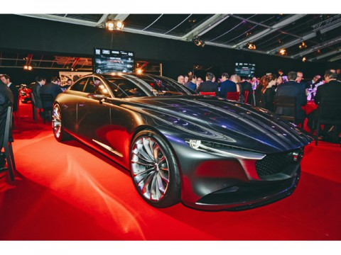 「Mazda VISION COUPE」、コンセプトカー・オブ・ザ・イヤー受賞