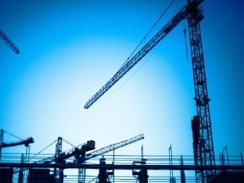 IoT技術の導入で建設現場も効率化