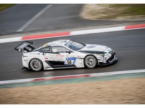 ニュル24時間に新型「LEXUS RC」で参戦するTOYOTA GAZOO Racing