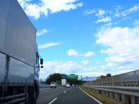 画・「あおり運転」の被害、トラックドライバーの7割