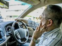 画・シニアト_ライハ_ー、「運転免許証の返納をする」36.6%。