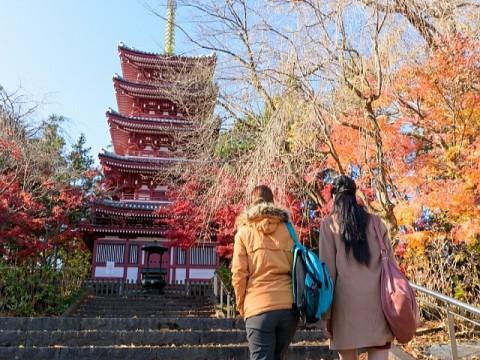 欧米人は日本の観光地名を知らない。知名度向上の努力必要
