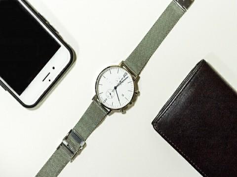 時間はスマホで。「腕時計は持っていない」30代で約3割