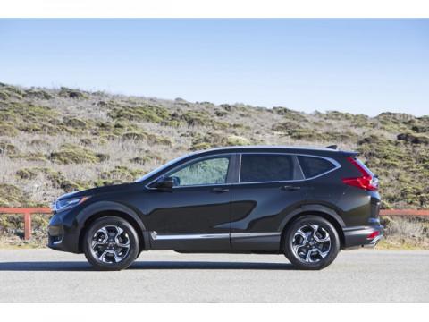 ホンダ、今夏発売の新型SUV「CR-V」先行公開、7人乗車仕様も