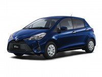 Toyota Vitz Minor