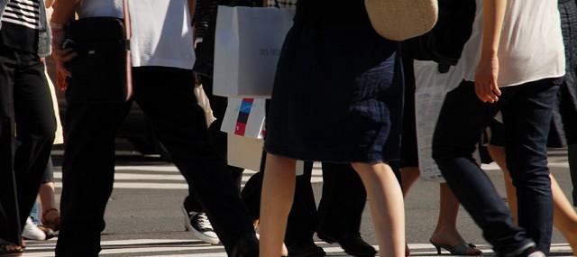 画・上場企業好益の一方て_消費者動向・景気ウォッチャーは悪化 消費者との乖離激しく