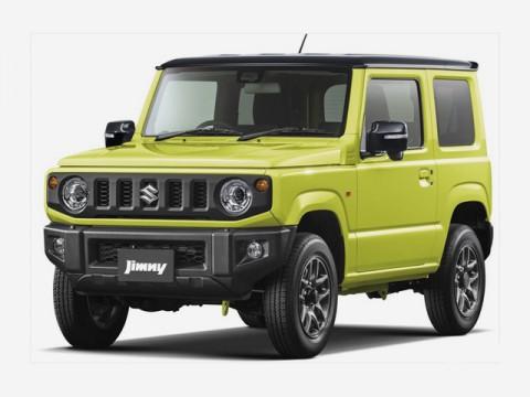 スズキ、本格四輪駆動車「ジムニー」「ジムニー・シエラ」の新型発売