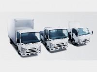 Isuzu EV Truck
